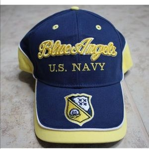 Blue Angels US Navy Military Air Show Hat